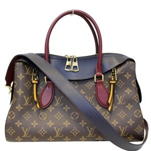 LOUIS VUITTON TUILERIES MONOGRAM CANVAS TOTE